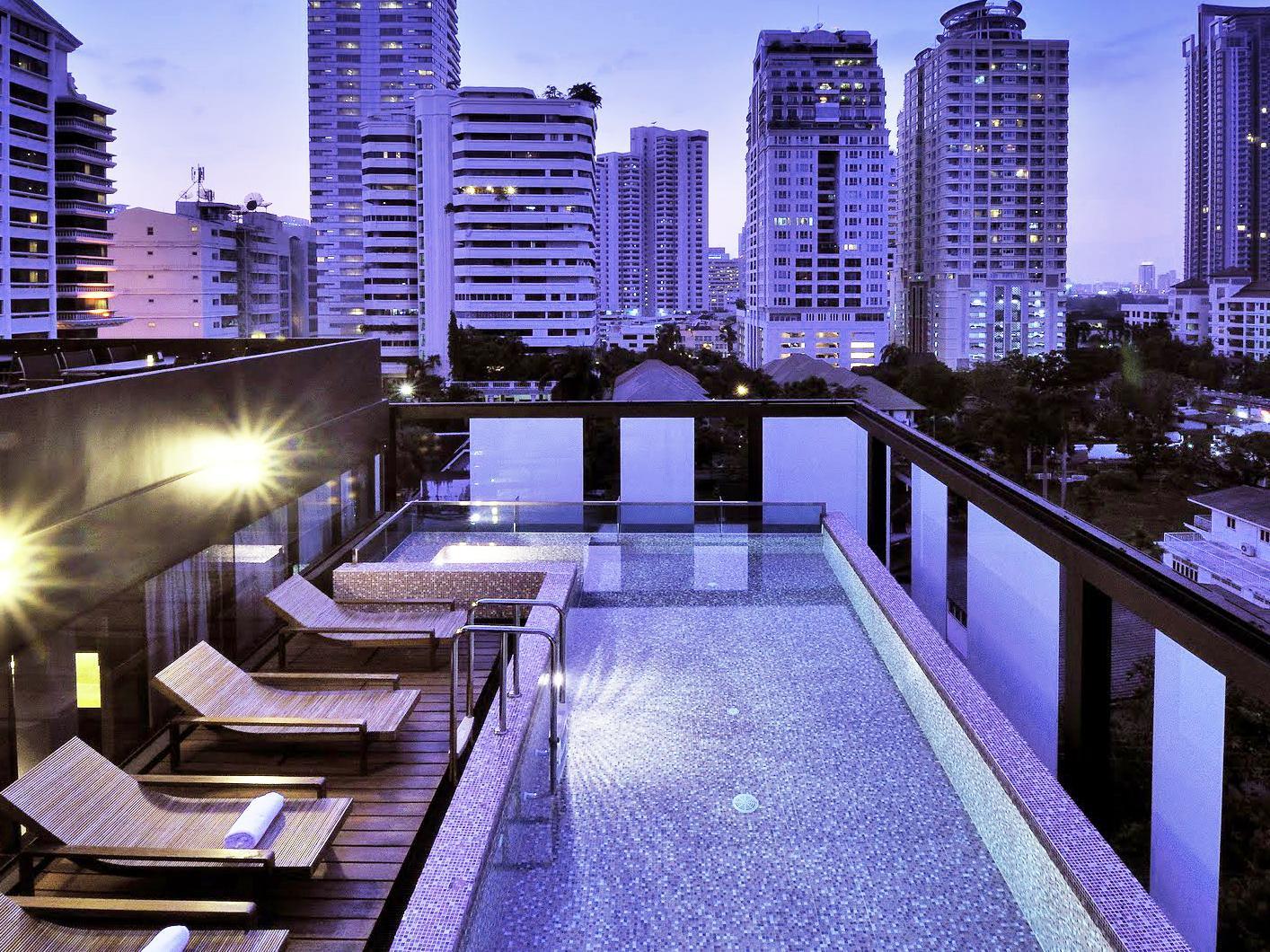 Aspira Hiptique Sukhumvit 13 - Hotell och Boende i Thailand i Asien