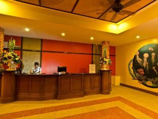 Camp Holiday Resort & Recreation Area Davao City - Hotellet indefra