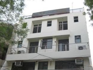 Iris Kalkaji Hotel - Hotell och Boende i Indien i New Delhi And NCR