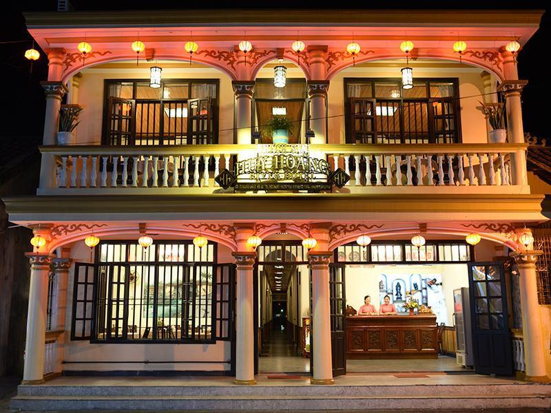 Hotell Huy Hoang River Hotel