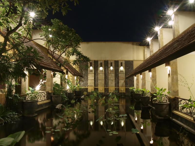 Lotus Garden Hotel - Hotels and Accommodation in Indonesia, Asia