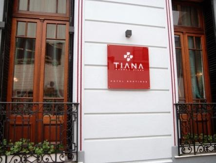 Tiana Hotel Boutique - Hotels and Accommodation in Argentina, South America