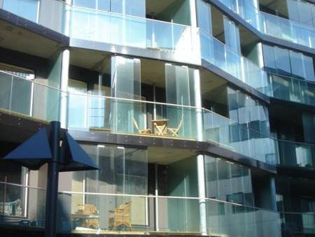 Estinn Apartment تالين - بلكون/شرفة