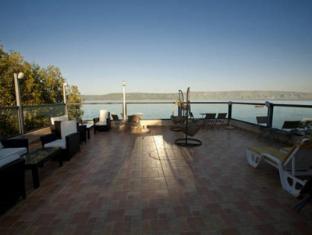 איך נראה מלון בוטיק שירת הים טבריה?