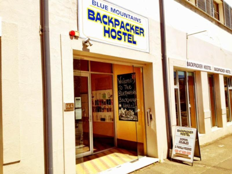 Blue Mountains Backpacker Hostel - Hotell och Boende i Australien , Blue Mountains