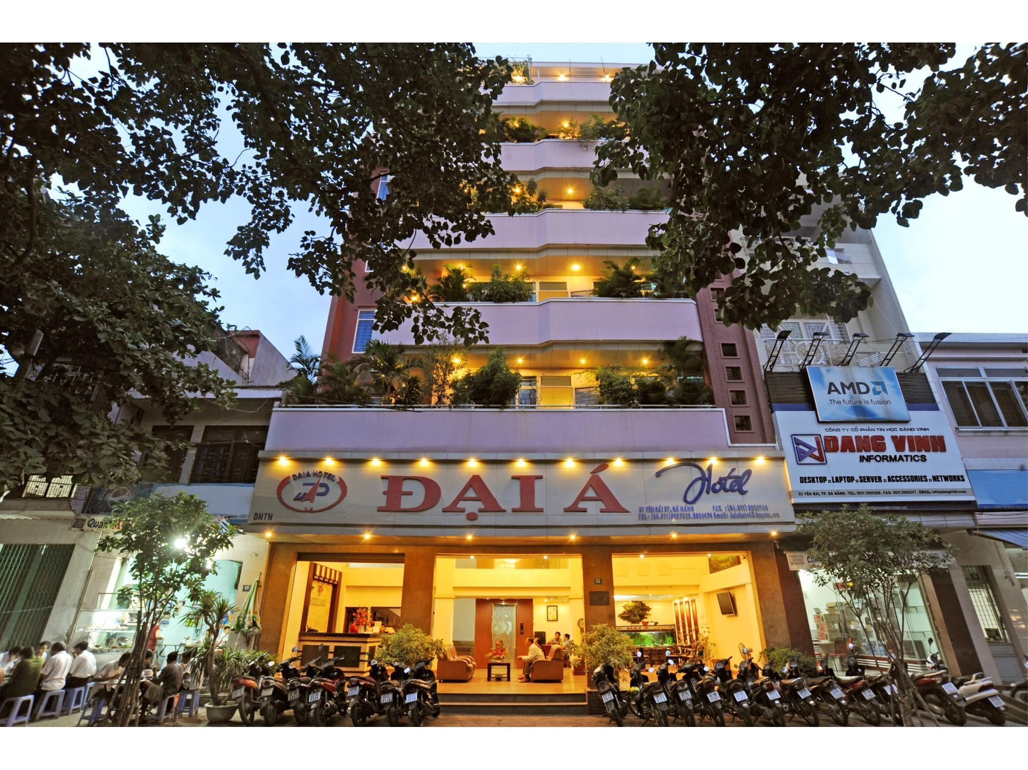 Dai A Hotel - Hotell och Boende i Vietnam , Da Nang