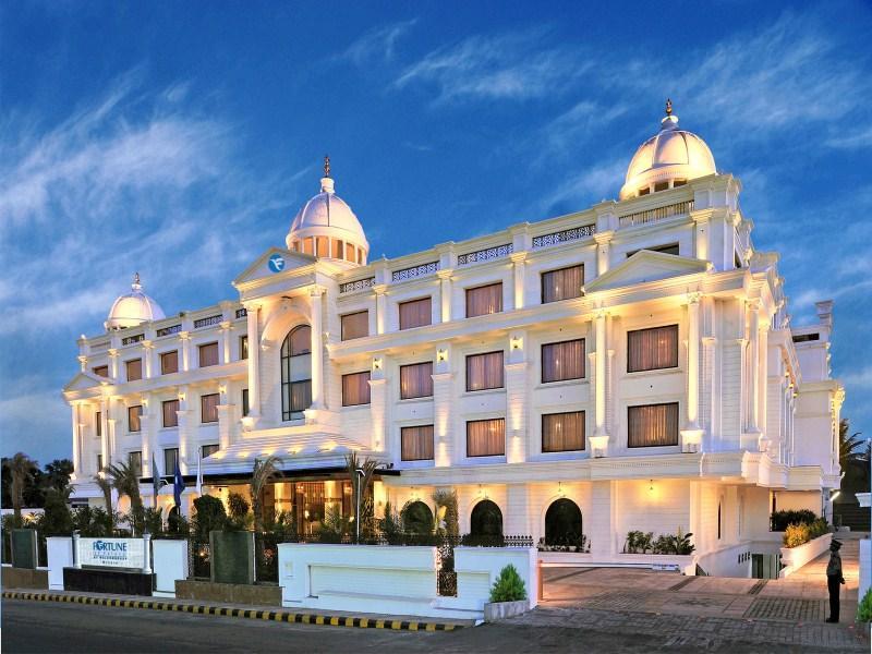 Fortune Jp Palace Hotel - Hotell och Boende i Indien i Mysore