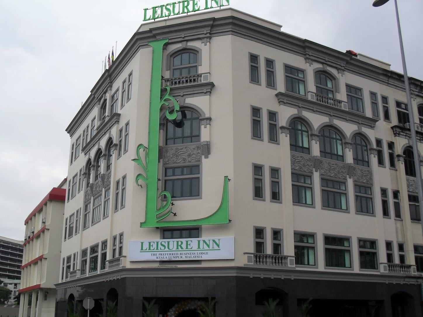 Leisure Inn - The Preferred Business Lodge Kuala Lumpur