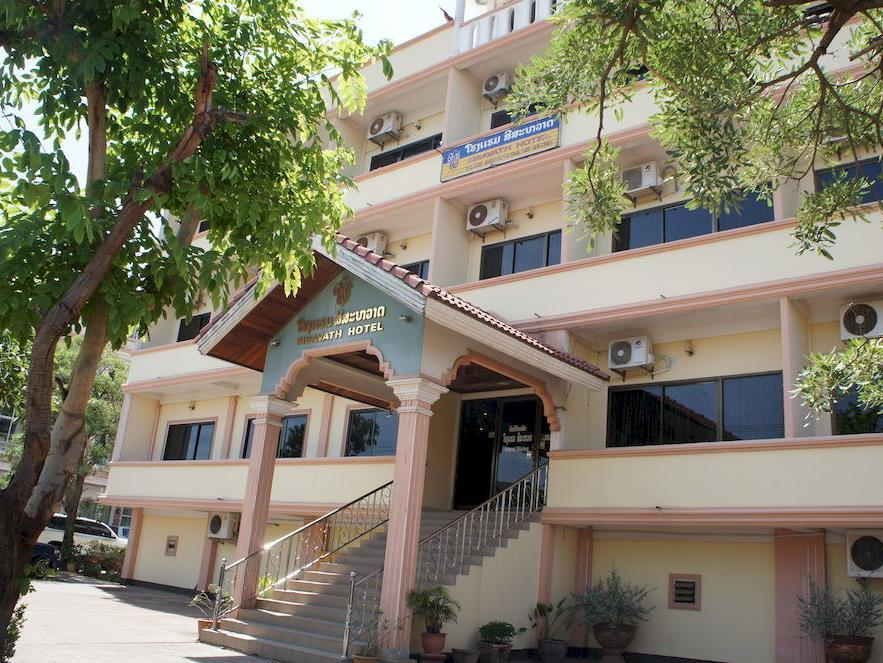 Sisavath Hotel - Hotels and Accommodation in Laos, Asia