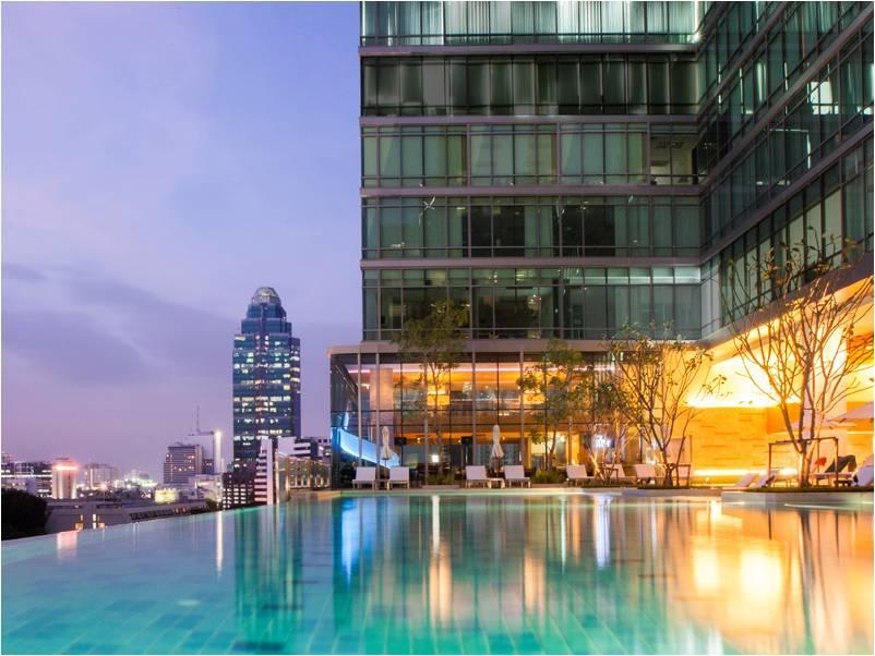 Sivatel Bangkok Hotel Bangkok