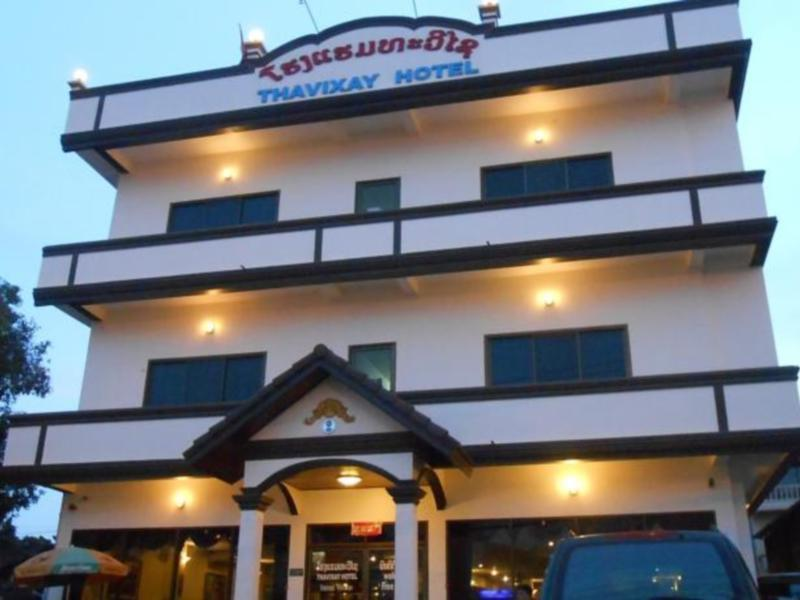 Thavixay Hotel - Hotels and Accommodation in Laos, Asia