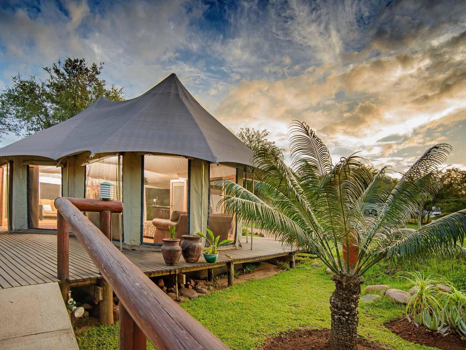 Chisomo Safari Camp Hoedspruit - Exterior