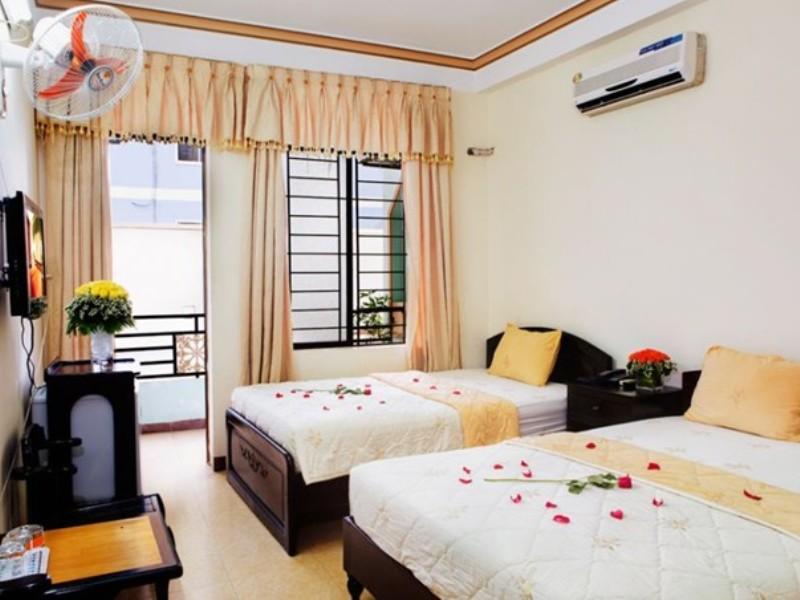 Hotell Mai Huy Hotel