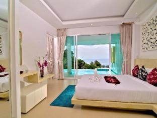 Grand Bleu Ocean View Pool Suite بوكيت - غرفة الضيوف