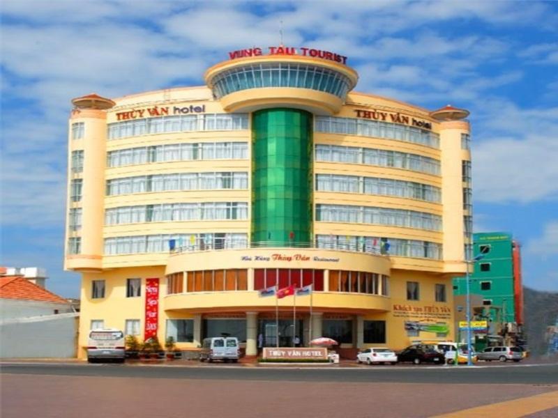 Thuy Van Hotel - Hotell och Boende i Vietnam , Vung Tau