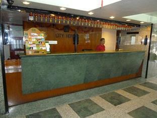 City Hotel Kuala Lumpur - Reception