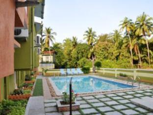 A's Holiday Beach Resort - Boutique Villas and Apartments South Goa - Swimming Pool