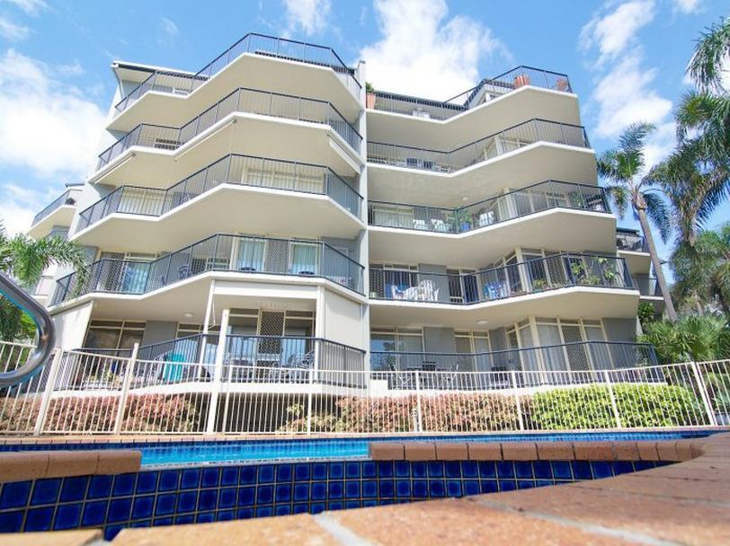 Bayview Beach Holiday Apartments - Hotell och Boende i Australien , Guldkusten
