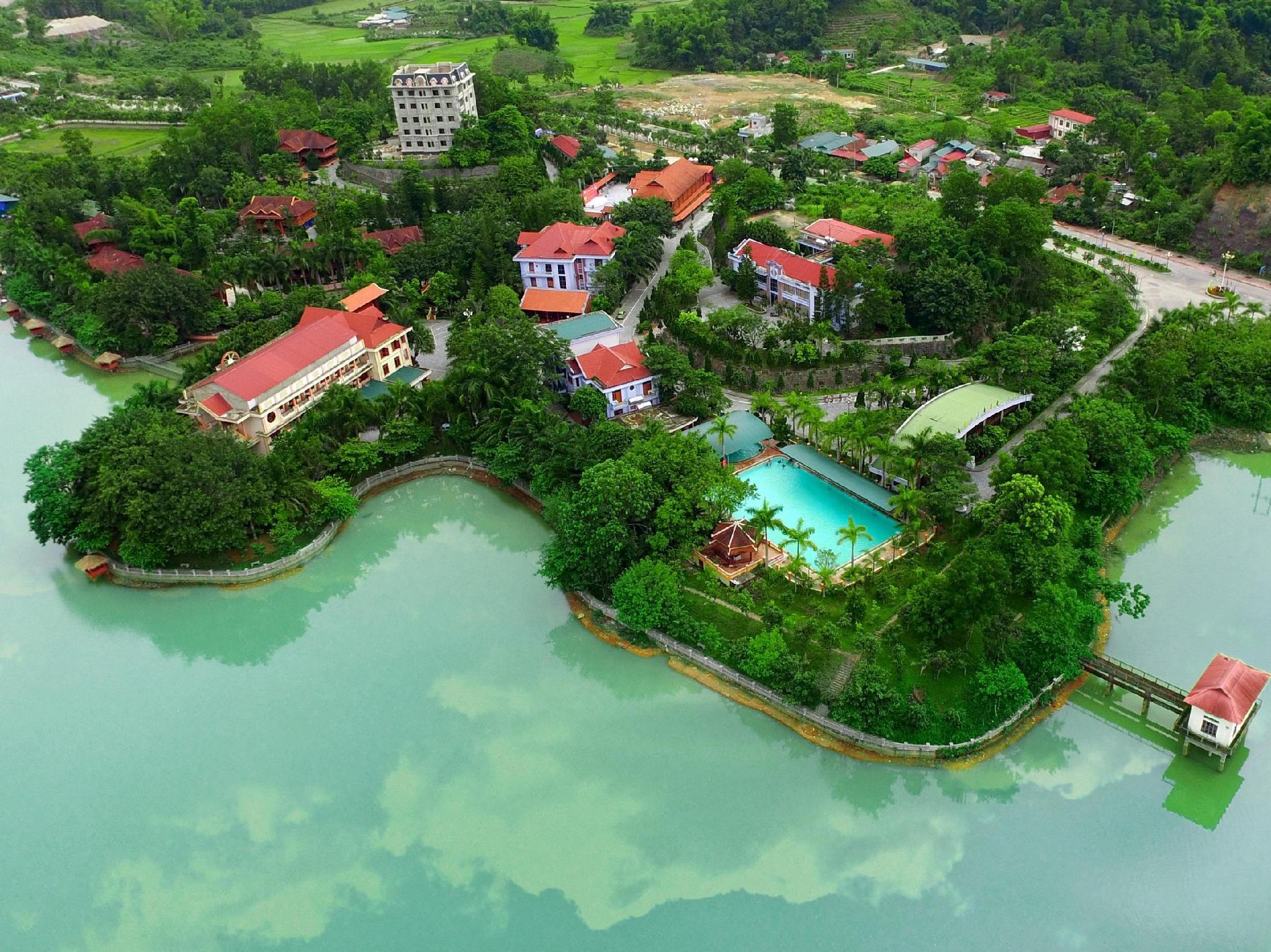 Him Lam Hotel - Hotell och Boende i Vietnam , Dien Bien Phu