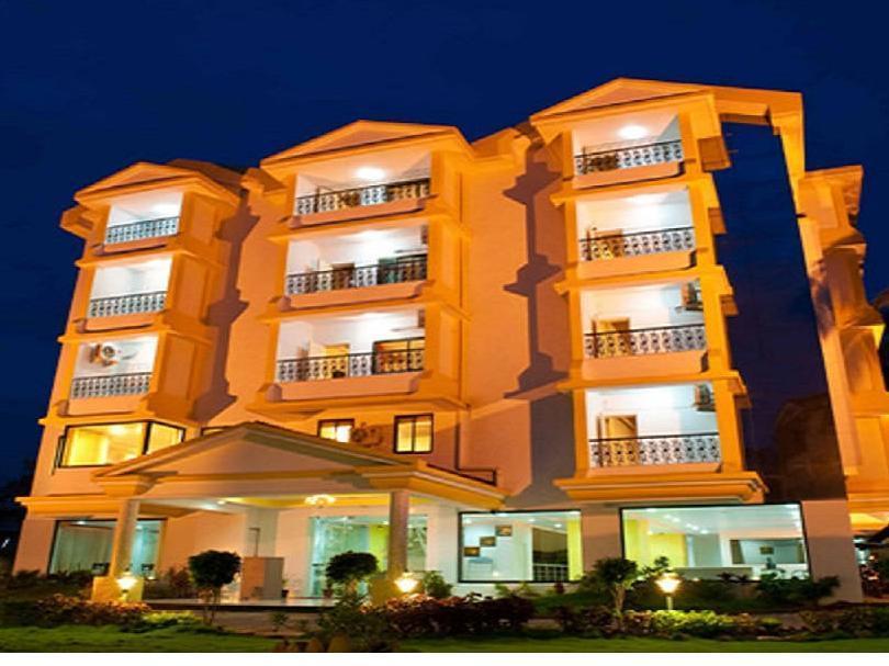 Hotel Colva Kinara - Hotell och Boende i Indien i Goa