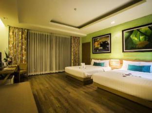 Karon Phunaka Resort and Spa بوكيت - غرفة الضيوف
