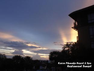 Karon Phunaka Resort and Spa Phuket - Evening View