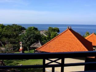 海景潜水度假村图兰奔酒店 巴厘岛 - 景观