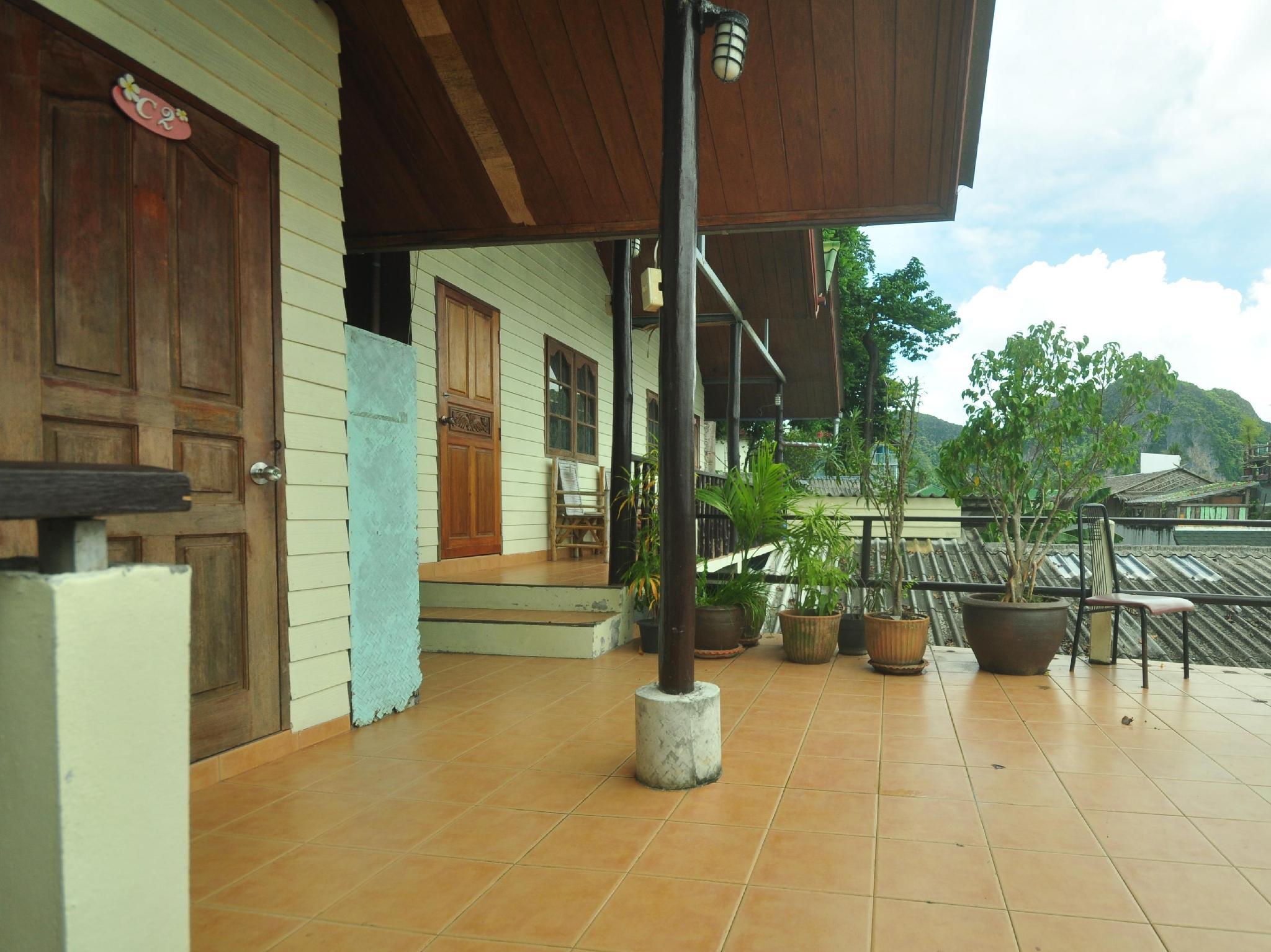 Hotell Phi Phi October Guesthouse i Ton Sai Bay, Krabi. Klicka för att läsa mer och skicka bokningsförfrågan