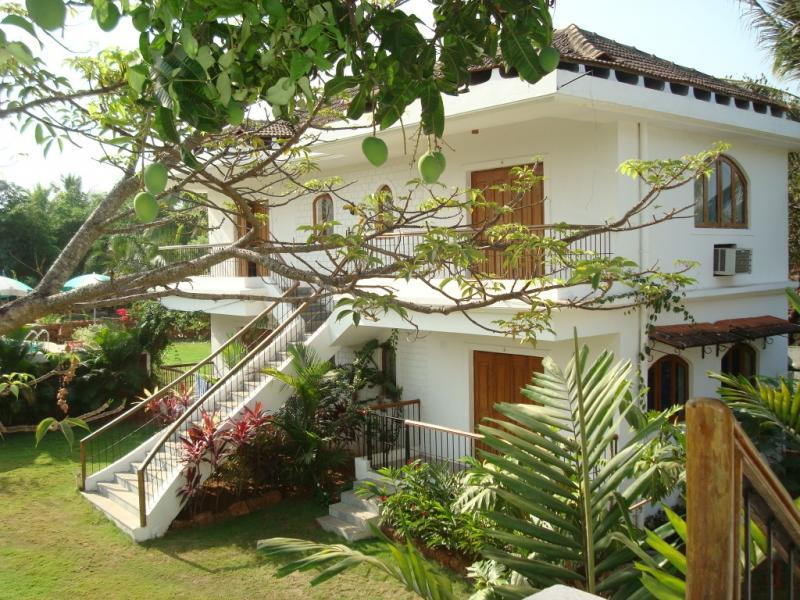 Silk Cotton Resort - Hotell och Boende i Indien i Goa