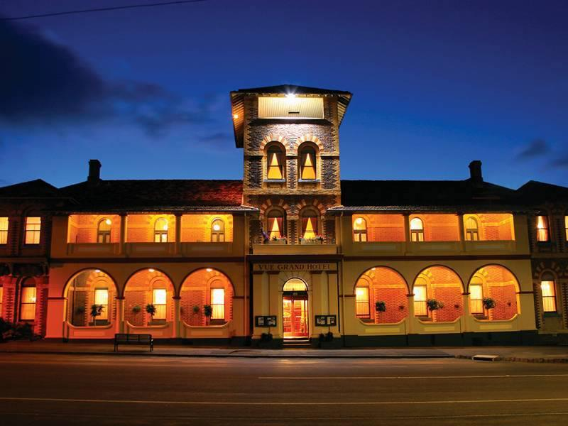 Vue Grand Hotel - Hotell och Boende i Australien , Queenscliff