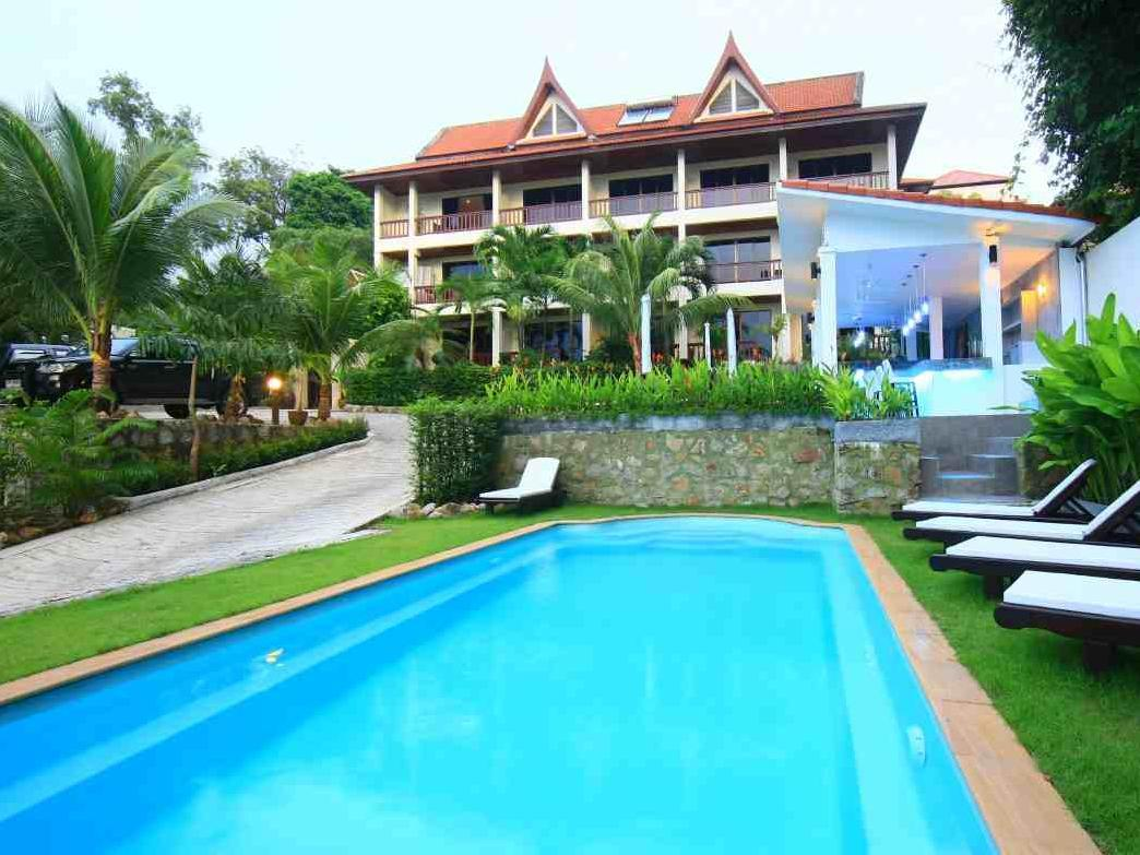 Ocean View Phuket Hotel - Hotels and Accommodation in Thailand, Asia
