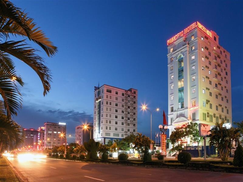 Princess Haiphong Hotel - Hotell och Boende i Vietnam , Haiphong