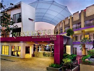 Hotell Quest Kuta Central Park Hotel