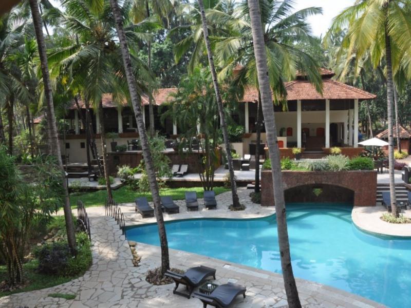 Coconut Creek Resort - Hotell och Boende i Indien i Goa