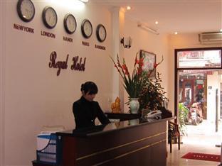 Hotell Regal Hotel - De La Thanh