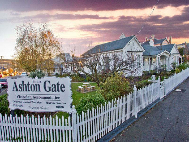 Ashton Gate Guest House - Hotell och Boende i Australien , Launceston