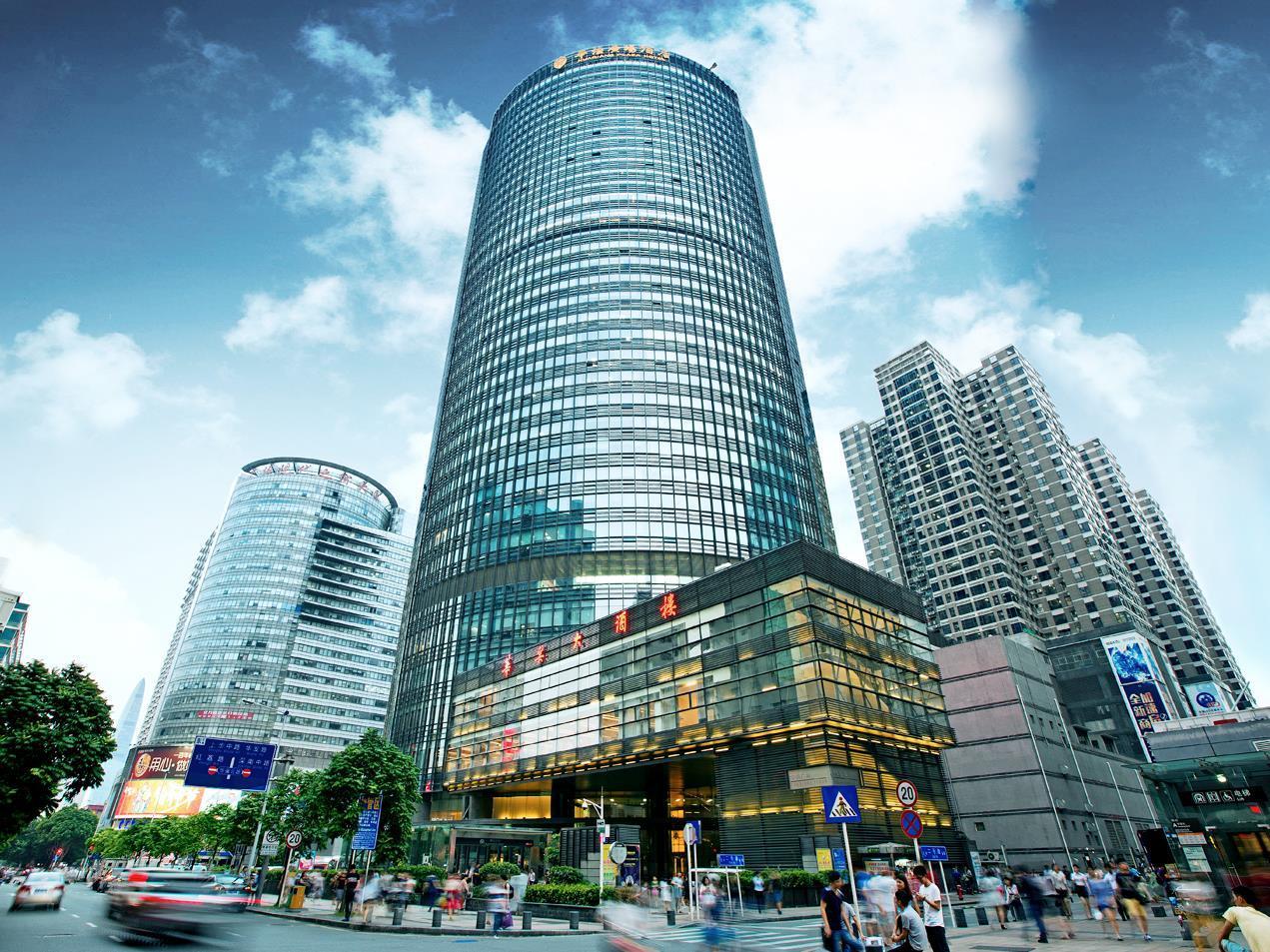 Huaqiang Plaza Hotel