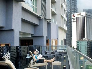 Fairlane Hospitality @ myHabitat2 Serviced Apartment Kuala Lumpur - Swimming Pool