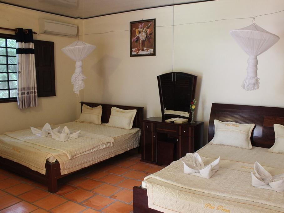 Hotell Thanh Kim Nga Resort