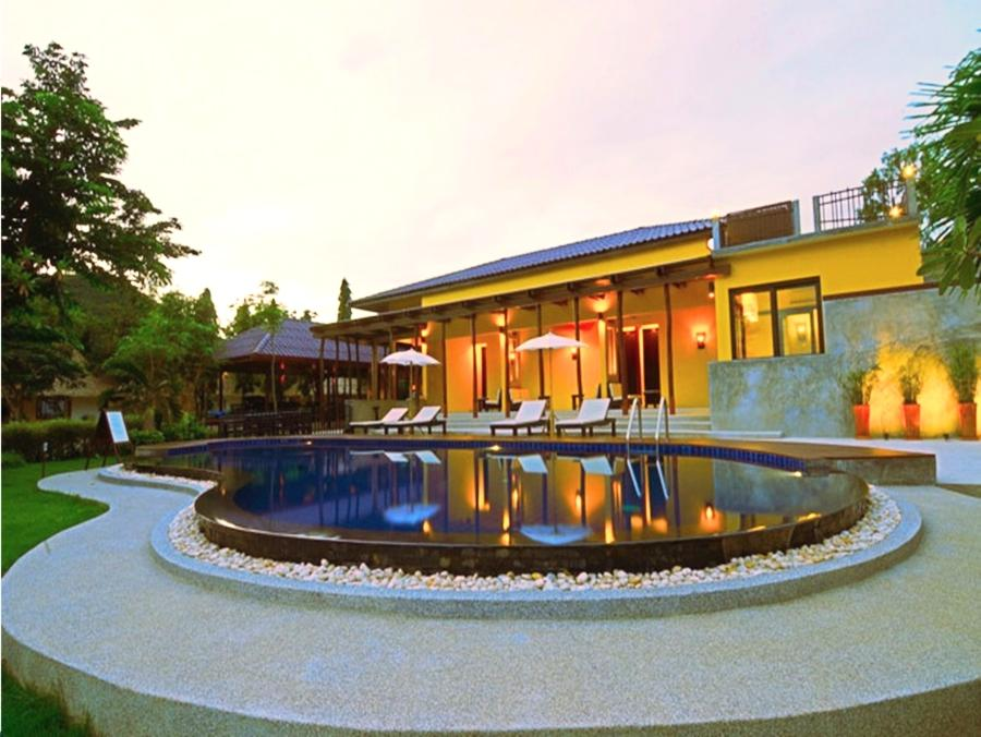 Warasin Resort - Hotels and Accommodation in Thailand, Asia