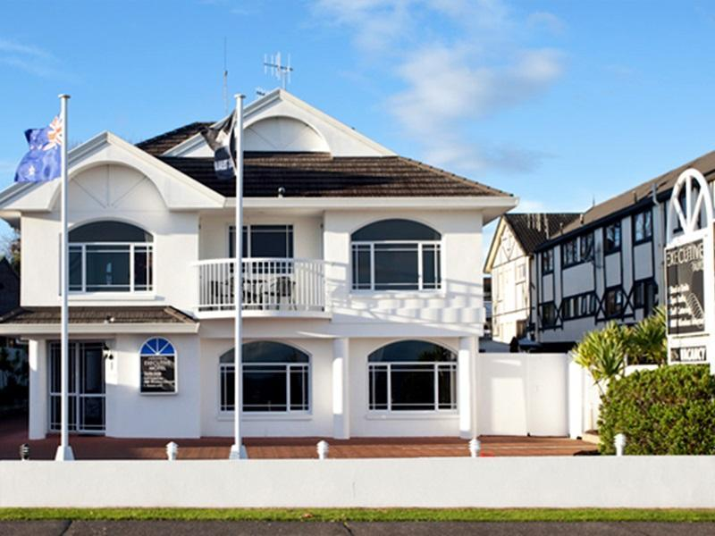 Executive Motel - Hotels and Accommodation in New Zealand, Pacific Ocean And Australia