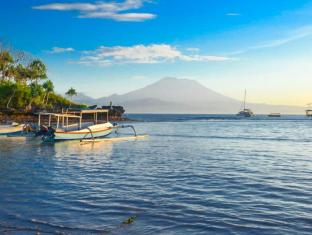 Tamarind Beach Bungalows Bali - Agung Mountain View