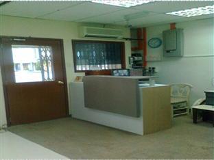 AA Motel Malacca / Melaka - Reception