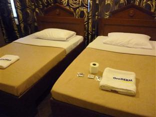 Blue Velvet Hotel & Cafe Davao - Twin Sharing Deluxe