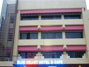 Blue Velvet Hotel & Cafe Davao - Exterior do Hotel