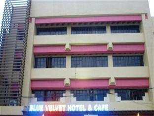 Blue Velvet Hotel & Cafe Давао - Экстерьер отеля