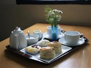 Cameronian Inn Cameron Highlands - Homemade scones served with hot coffee or tea