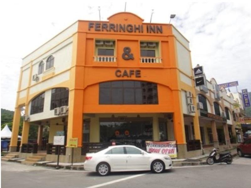 Ferringhi Inn & Cafe - Hotels and Accommodation in Malaysia, Asia