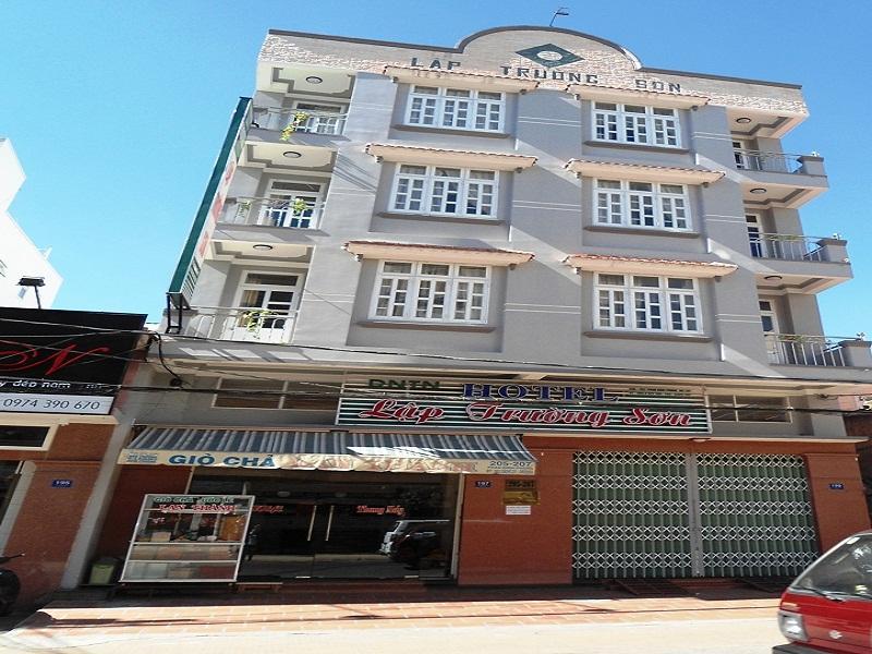 Lap Truong Son Hotel - Hotell och Boende i Vietnam , Dalat