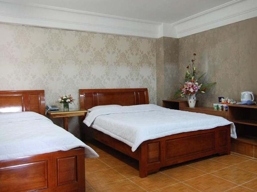 Hotell Linh Cat Hotel